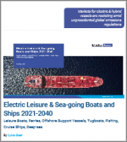 Electric Leisure & Sea-going Boats and Ships 2021-2040