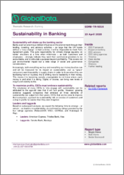 Sustainability in Banking - Thematic Research