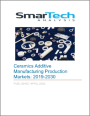 Ceramics Additive Manufacturing Production Markets: 2019-2030