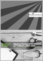Medical Device CROs Market (2nd Edition), 2020 - 2030