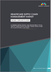 Healthcare Supply Chain Management Market by Component (Software, Inventory, Order, Warehouse, Purchase, Implant, Transport, Strategic Sourcing, Consignment, Hardware, Barcode, Scanner, RFID), Delivery, End User - Global Forecast to 2025