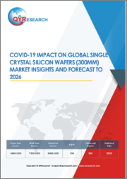 Covid-19 Impact on Global Single Crystal Silicon Wafers (300mm) Market Insights and Forecast to 2026