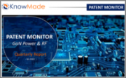 GaN Power & RF Patent Monitor