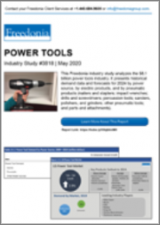 Power Tools with COVID-19 Market Impact Analysis (US Market & Forecast)