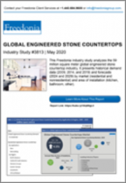Global Engineered Stone Countertops with COVID-19 Market Impact Analysis