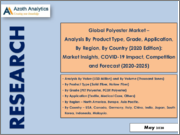 Global Polyester Market (Value, Volume) - Analysis By Product Type (Solid Fiber, Hollow Fiber), Grade (PET, PCDT), Application, By Region, By Country (2020 Edition): Market Insights, COVID-19 Impact, Competition and Forecast (2020-2025)