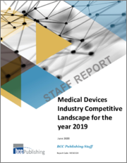 Medical Devices Industry Competitive Landscape for the year 2019