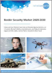 Border Security Market 2020-2030: Forecasts by Type (Perimeter Surveillance & Detection Systems, Biometrics & ICT Systems, Manned Platforms, Unmanned Systems, Physical Infrastructure, Support), by Platform (Ground, Aerial, Naval)