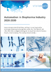 Automation in Biopharma Industry 2020-2030: Automation in Biopharma Industry 2020-2030: Forecasts by Application (Clinical & Drug Discovery Stage), by Technologies (Automation & Digital Technology), plus Leading Companies Analysis