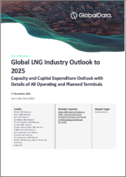 Global LNG Industry Outlook to 2024 - Capacity and Capital Expenditure Outlook with Details of All Operating and Planned Terminals