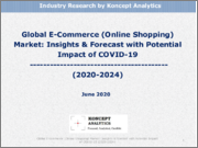 Global E-Commerce (Online Shopping) Market: Insights & Forecast with Potential Impact of COVID-19 (2020-2024)