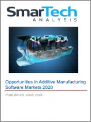 Opportunities in Additive Manufacturing Software Markets 2020