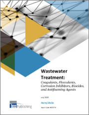 Wastewater Treatment: Coagulants, Flocculants, Corrosion Inhibitors, Biocides, and Antifoaming Agents