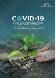 COVID-19 Impact on NPK Fertilizers Market by Nutrient Type (Nitrogenous, Phosphate, and Potash), Crop Type (Cereals & Grains, Oilseeds & Pulses, and Fruits & Vegetables), and Region - Global Forecast to 2021
