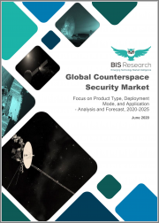 Global Counterspace Security Market: Focus on Product Type, Deployment Mode, and Application - Analysis and Forecast, 2020-2025
