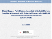 Global Copper Foil (Electrodeposited & Rolled) Market: Insights & Forecast with Potential Impact of COVID-19 (2020-2024)