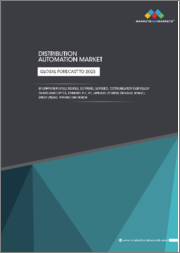 Distribution Automation Market by Component (Field Devices, Software, Services), Communication Technology (Wired (Fiber Optic, Ethernet, Powerline Carrier, IP), Wireless (RF Mesh, Cellular, Wimax)), Utility, Region - Global Forecast to 2025