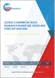 Global Commercial Truck Insurance Market Size, Status And Forecast 2019-2026