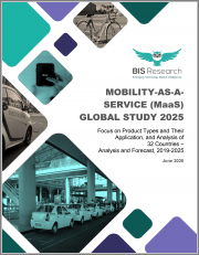 Mobility-as-a-Service (MaaS) Global Study 2025: Focus on Product Types and their Application, and Analysis of 32 Countries - Analysis and Forecast, 2019-2025