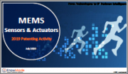 MEMS Sensors & Actuators 2019 Patenting Activity