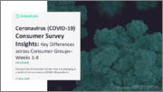 Key Differences Across Consumer Groups during COVID-19 Lockdown for weeks 1-8 (Consumer Survey Insights)