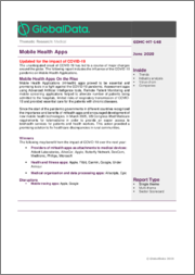 Mobile Health Apps - Thematic Research