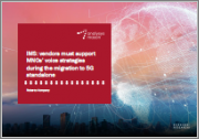 IMS: Vendors Must Support MNOs' Voice Strategies during the Migration to 5G Standalone