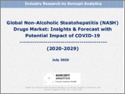 Global Non-Alcoholic Steatohepatitis (NASH) Drugs Market: Insights & Forecast with Potential Impact of COVID-19 (2020-2029)