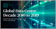 The Data Centre Decade Report 2010 to 2019