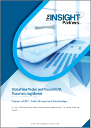 Viral Vector & Plasmid DNA Manufacturing Market Forecast to 2027 - COVID-19 Impact and Global Analysis by Product (Viral Vectors, Non-viral Vectors); Application (Cancer, Inherited Disorders, Viral Infections, Others), and Geography