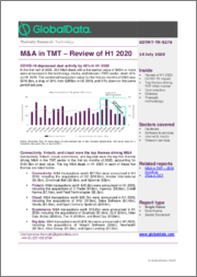 Mergers & Acquisitions in Technology, Media, and Telecom - Review of H1 2020