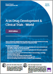 AI in Drug Development & Clinical Trials - World - 2020