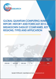Global Quantum Computing Market Report, History And Forecast 2015-2026, Breakdown Data By Companies, Key Regions, Types And Application