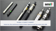 Global E-Cigarette Market - 2021-2028