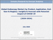 Global Endoscopy Market (by Product, Application, End-User & Region): Insights & Forecast with Potential Impact of COVID-19 (2020-2024)