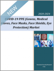 COVID-19 PPE (Gowns, Medical Gloves, Face Masks, Face Shields, Eye Protection) Market 2020-2024: Market Worth up to $91 Billion per Annum, 5 Sub-reports