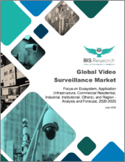 Global Video Surveillance Market: Focus on Ecosystem, Application (Infrastructure, Commercial Residential, Industrial, Institutional, Others), and Region - Analysis and Forecast, 2020-2025