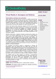 Virtual Reality in Aerospace and Defense - Thematic Research