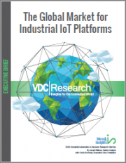 The Global Market for Industrial IoT Platforms