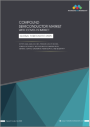 Compound Semiconductor Market with COVID-19 Impact Analysis by Type (GaN, GaAs, SiC, InP), Product (LED, RF Devices, Power Electronics), Application (Telecommunication, General Lighting, Automotive, Power Supply), & Geography-Global Forecast to 2025