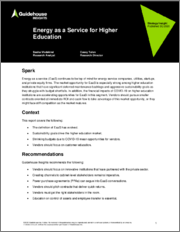 Energy as a Service for Higher Education
