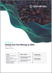 Global Iron Ore Mining to 2025 - Updated with Impact of COVID-19