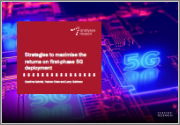 Strategies to maximise the returns on first-phase 5G deployment