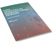 Data Analytics in Manufacturing Competitive Ranking