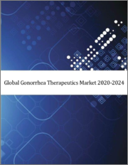 Global Gonorrhea Therapeutics Market 2020-2024