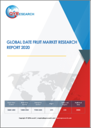 Global Date Fruit Market Research Report 2020