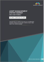 Asset Management System Market With Covid-19 Impact by Solution (GPS, RFID, RTLS, Barcode), Asset Type (Electronic Assets, Returnable Transport Assets, In-Transit Equipment, Manufacturing Assets, Staff), Industry, Geography - Global Forecast to 2025