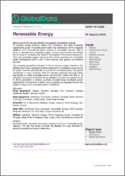 Renewable Energy - Thematic Research