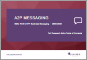 A2P (Application to Person) Messaging: SMS, RCS & OTT Business Messaging 2020-2025
