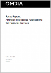 Artificial Intelligence Applications for Financial Services: A Quantitative Assessment of the Market Opportunity in Finance Enterprises for AI Software Used for Sales, Marketing, Operations, Investment, Risk, and Regulatory Compliance, 24 Use Cases